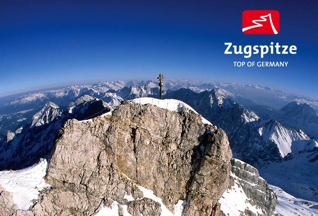 Neue Marke Zugspitze